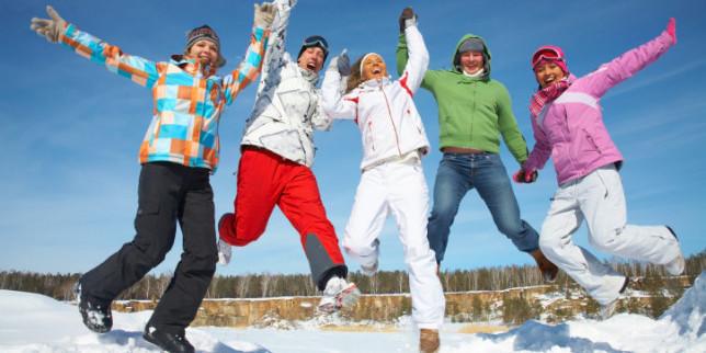 sretni zimi