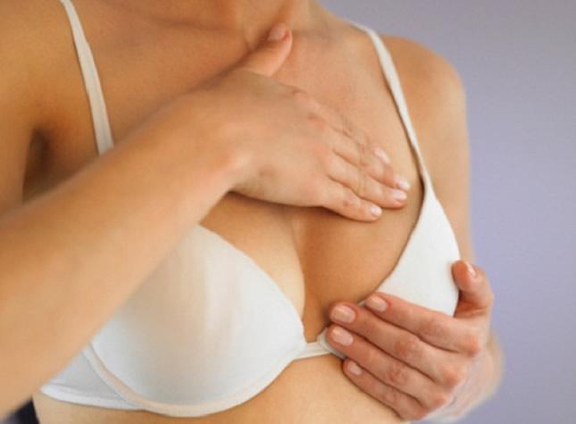 predmenstrualni sindrom, bolne grudi - bolovi u grudima