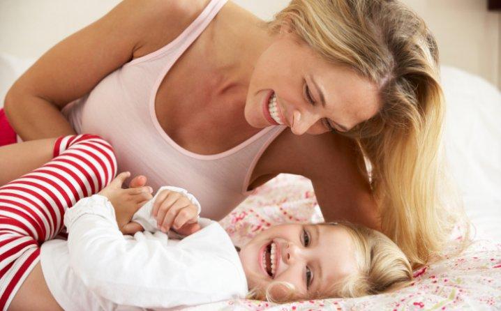 dijete i majka