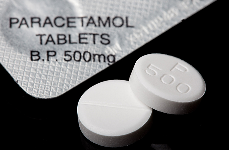 tablete paracetamola