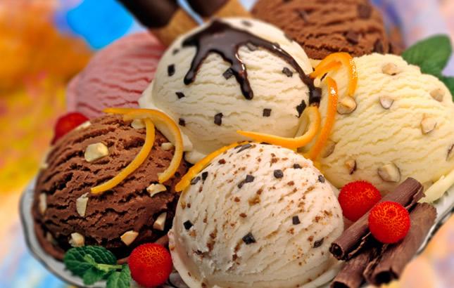 Sve o sladoledu