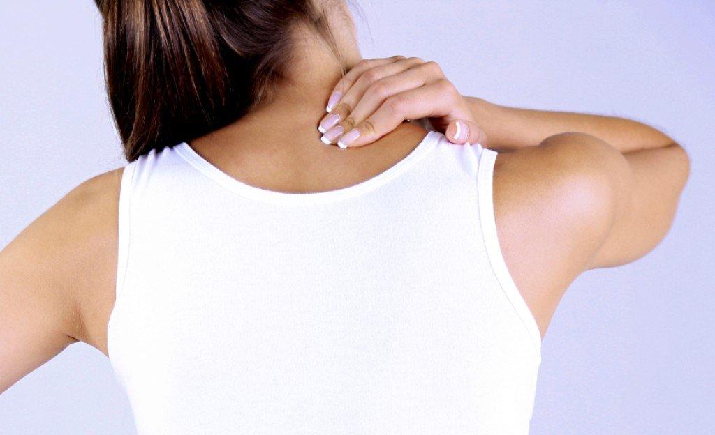 bolovi u vratu, ukočen vrat, liječenje